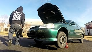 Car Vlog Pt.13 | Oil Change On Ivy (Sleeper B20B EK), POV Cruise+Highway Pulls & More