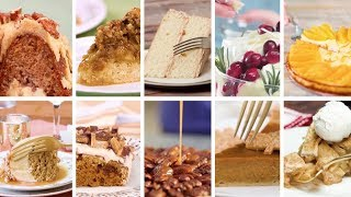 9 Easy Southern Thanksgiving Dessert Recipes | Southern Living