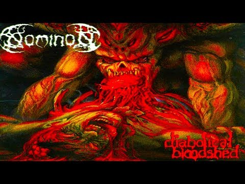 Nominon - Diabolical Bloodshed [Full-length Album] 1999