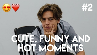COLE SPROUSE CUTE FUNNY AND HOT MOMENTS #2