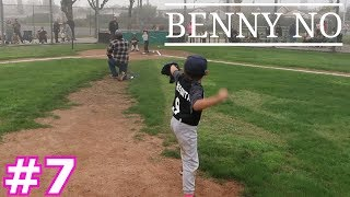 LUMPY THINKS HE IS PITCHER | BENNY NO | COACH PITCH SERIES #7