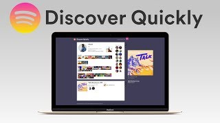 The Best Tool to Discover New Music on Spotify: Discover Quickly