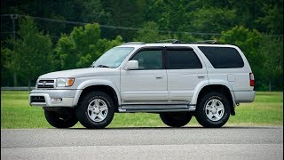 Davis AutoSports 1999 Toyota 4Runner Limited 4x4 / For Sale / Serviced