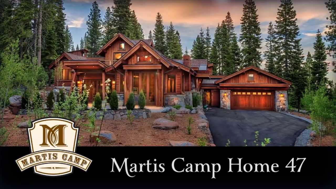 Sold Martis Camp Custom Home 47 Youtube
