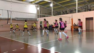 Волейбол девочки 2005-2006 г.р. Сортавала - Красносельская