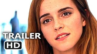 THE CIRCLE Official Trailer (2017) Emma Watson, Tom Hanks Sci Fi Thriller Movie HD