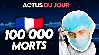Français en danger, 100 000 morts et des questions, loi sécurité globale votée... Actus du Jour