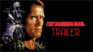 The Running Man Trailer Remastered HD