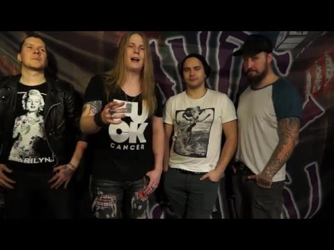 Vanity Insanity House of Metal 2016 promo