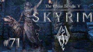 The Elder Scrolls V: Skyrim с Карном. Часть 71 [Клавикус и его блохастый друг]