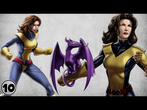 Top 10 Kitty Pryde Surprising Facts
