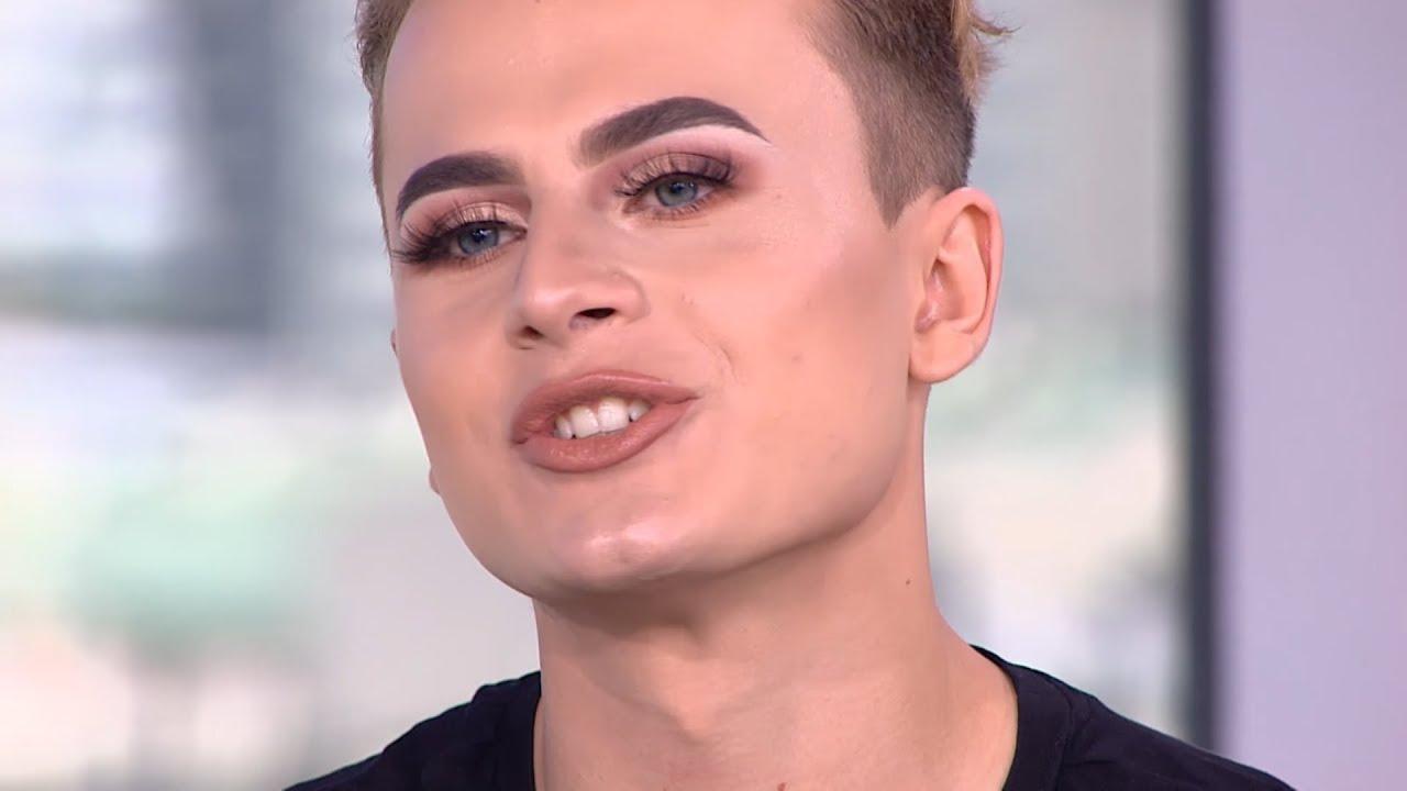 Makijaż W Męskim Wydaniu Kim Są Beauty Boys Dzień Dobry Tvn