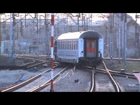 Katowice dworzec PKP - EX Beskidy/EIC Odra