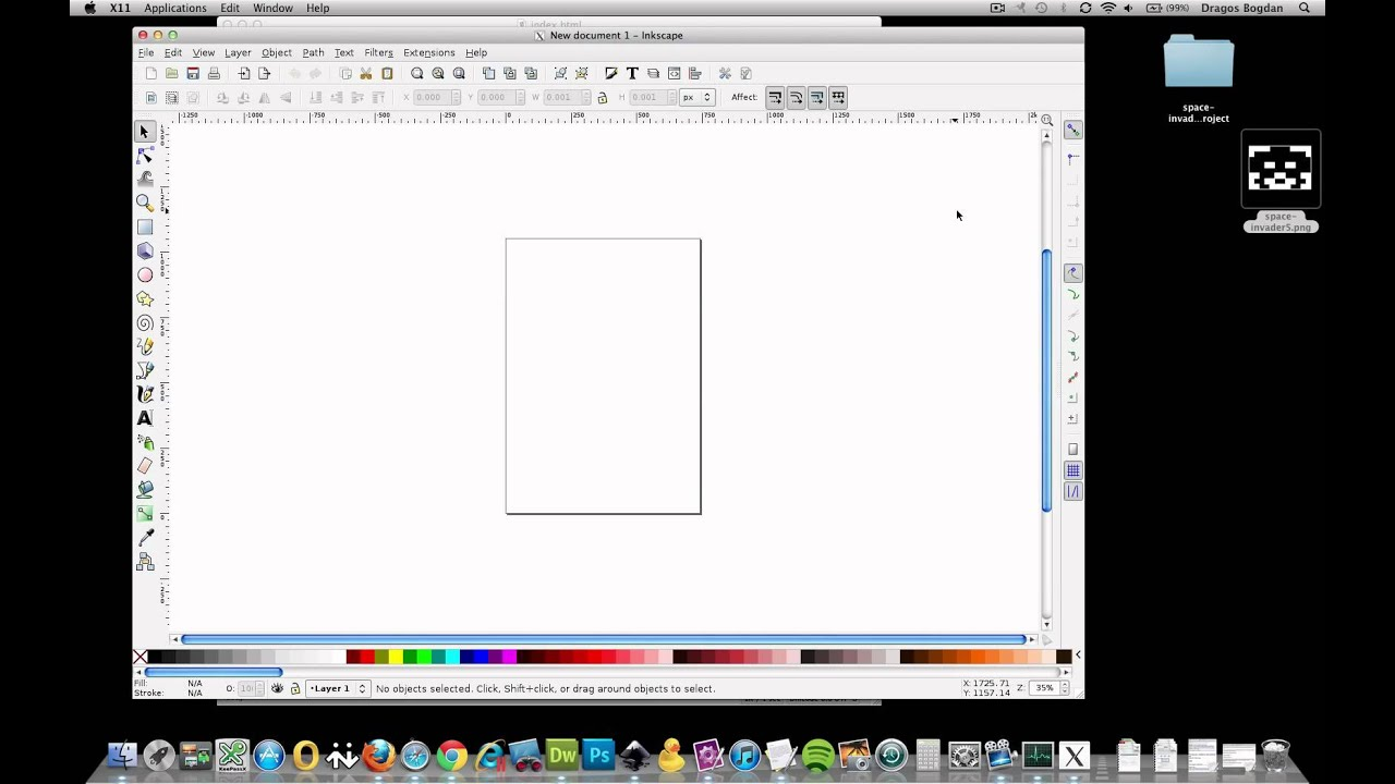 how to create svg files in coreldraw