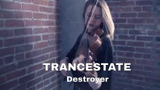 Trancestate - Destroyer (OFFICIAL) / Australian Electronic Metal / Epic Metal