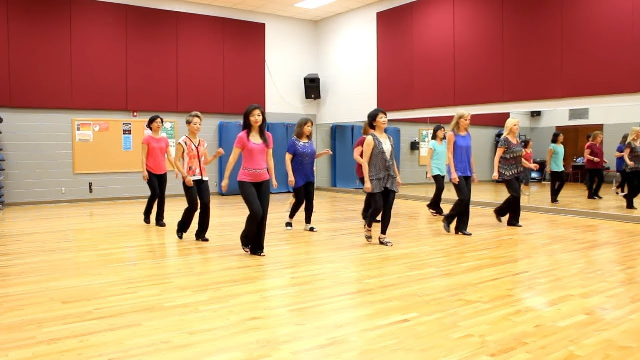 Roots - Line Dance (Dance & Teach in English & 中文)