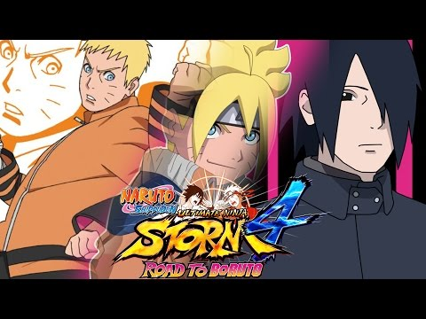 Road To Boruto - Adult Sasuke And Adult Naruto From Boruto, Naruto The Movie Confirmed