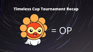 Toronto Timeless Cup Tournament Recap