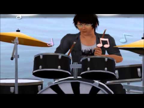 Clip série : Diaries School (Sims 3)