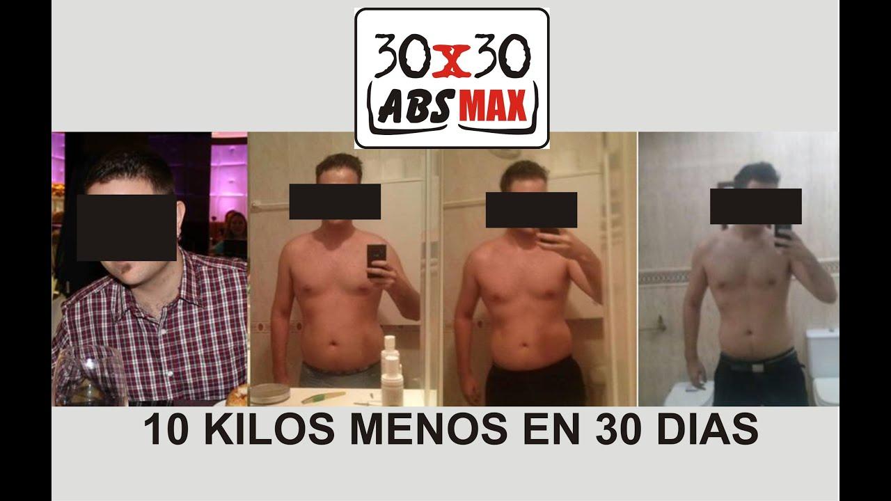 como ganar masa muscular y bajar de peso