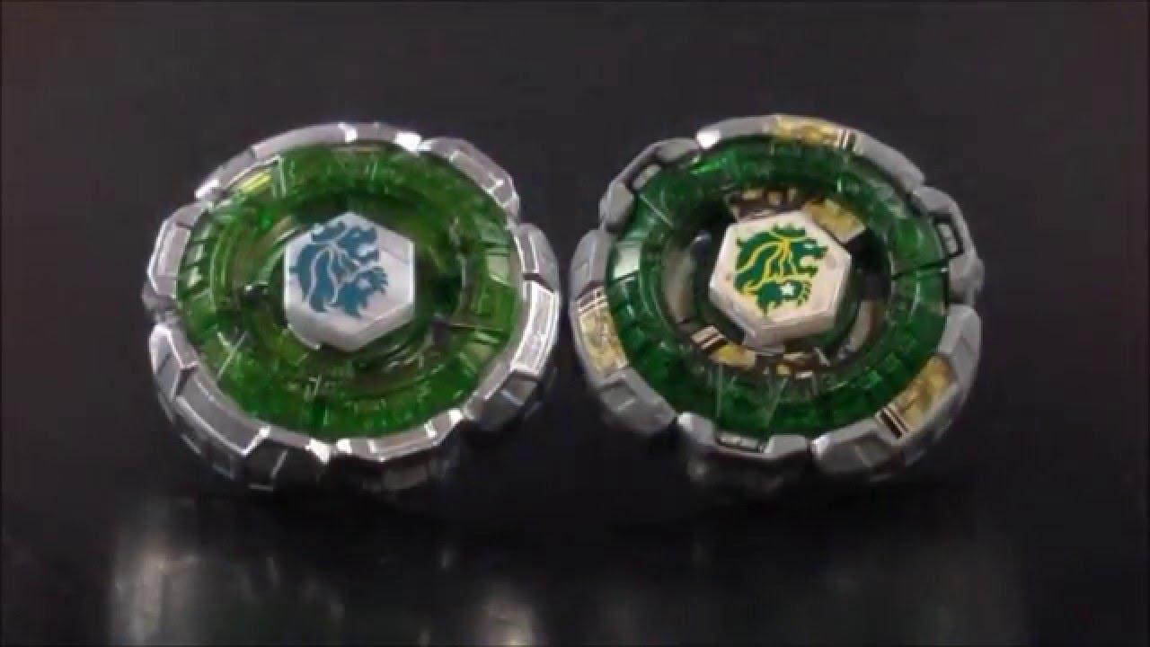 EPIC Beyblade Battle Fang Leone 130W²D (Hasbro VS Takara ...
