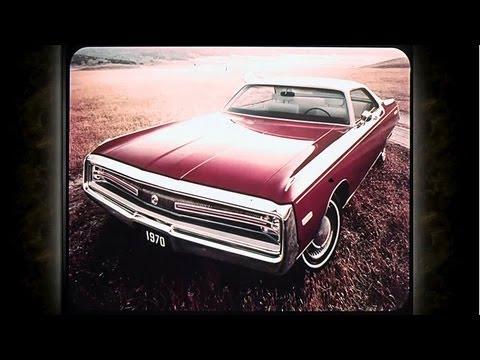 1970 Chrysler Vehicle Line Up Sales Features - Dealer Promo Film