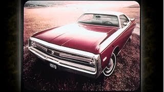 1970 Chrysler Vehicle Line Up Sales Features - Dealer Promo Film