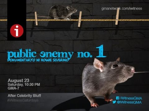 "Thumbnail: I-Witness: ""Public Enemy No. 1"", a documentary"