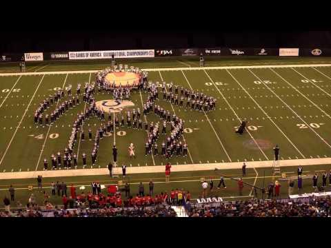 Ohio State Marching Band - Super heroes - BOA Grand Nationals - 11/12/2016