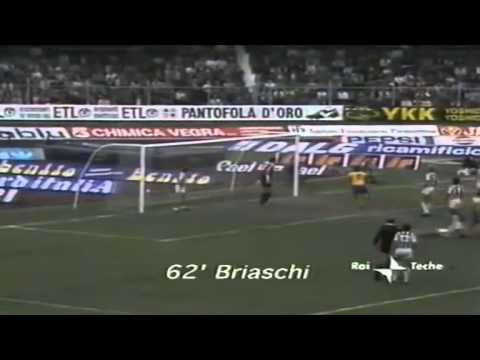 Serie A 1986-1987, day 06 Ascoli - Juventus 0-5 (2 M.Briaschi, Buso, I.Bonetti, Platini)
