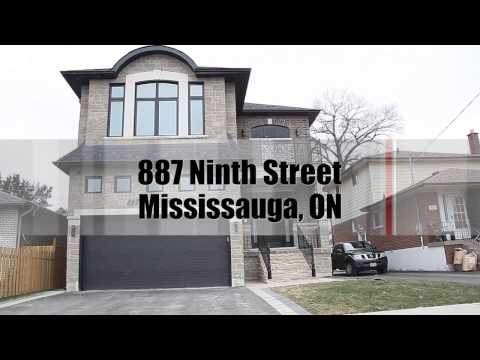 887 Ninth Street Mississauga - Real Estate