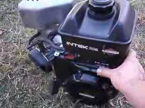8 cylinder ohv engine diagram briggs  amp  stratton intek 206 5 5 hp motor youtube  briggs  amp  stratton intek 206 5 5 hp motor youtube