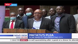 Matatu's Plea: Operators criticize matatu CBD ban as a means to decongest the city