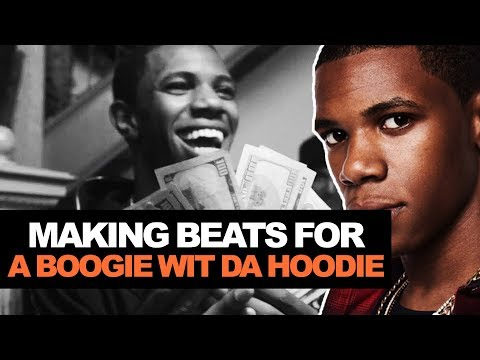 MAKING A CLUB BANGER BEAT FOR A BOOGIE WIT DA HOODIE | How To Make An A Boogie Type Beat FL Studio