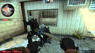Гайд CS GO Как заспавнить бота на одном месте