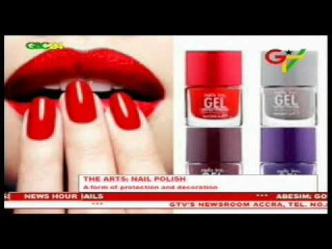 Nail Polish And Its Colour Meaning