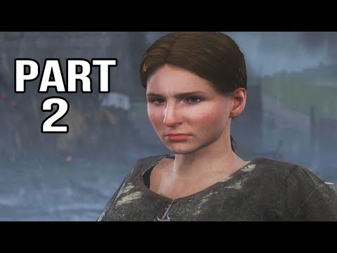 Kingdom Come Deliverance Gameplay Walkthrough Part 2 - Theresa