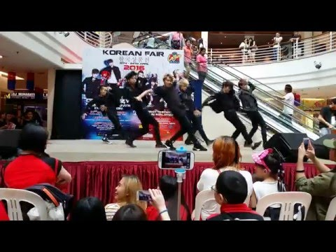 [17042016]PROJECT ALL STARZ(P.A.S.) BTS - PERFECT MAN@GET K-RAZY KPOP COVER DANCE COMPETITION