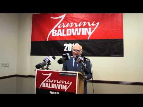 Sen. Herb Kohl Endorses Tammy Baldwin for Senate