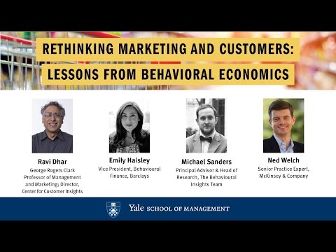 Rethinking Markets and Customers: Lessons from Behavioral Economics