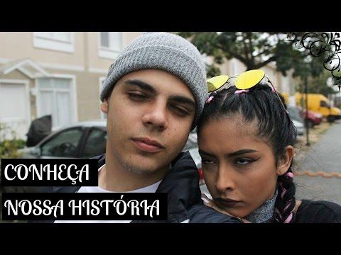 CONHEÇA NOSSA HISTÓRIA! Nicole Prazeres e Tiago Domingues
