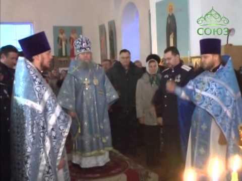 Праздник Сретения Господня в Трубчевске и Почепе