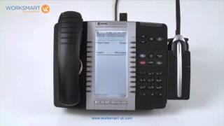Mitel MiVoice 5320, 5330, 5340 & 5360 Voicemail Training