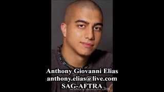 Anthony Giovanni Elias - Acting Reel