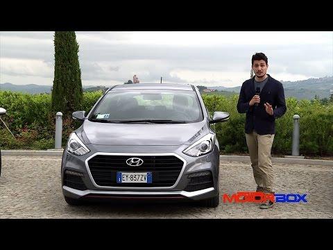 Hyundai i30 технические характеристики и комплектации