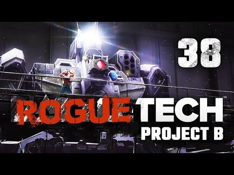 Superheavy Mech sighted! -  Roguetech Project B Career Mode Playthrough #38 [Battletech Modded]