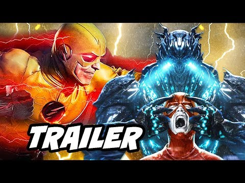The Flash 5x07 Promo - 100th Episode Plot Teaser Breakdown