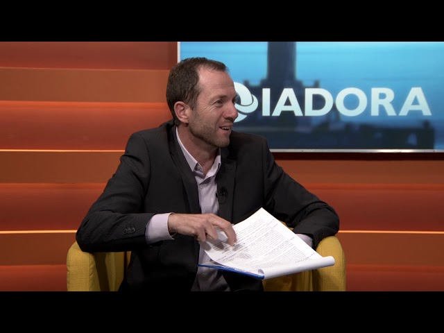 DALMATINA - gost Šime Vicković, zamjenik župana Zadarske županije