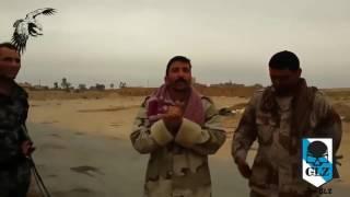 🔴Применение установки 'Буратино' в Cирии   страшное зрелище!