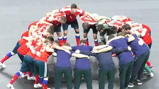 Чемпионат Европы U 19 Групповой этап Польша 3 2 Россия